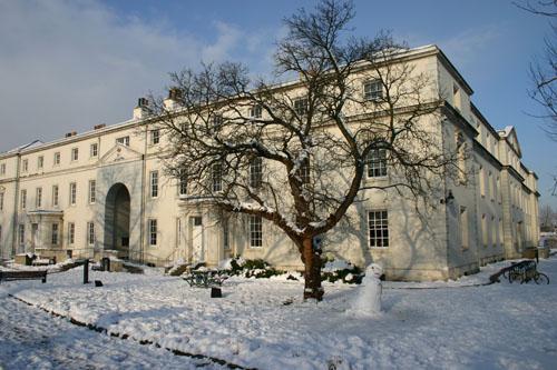 Dreadnought Library - taken by Nick Davison @ University of Greenwich