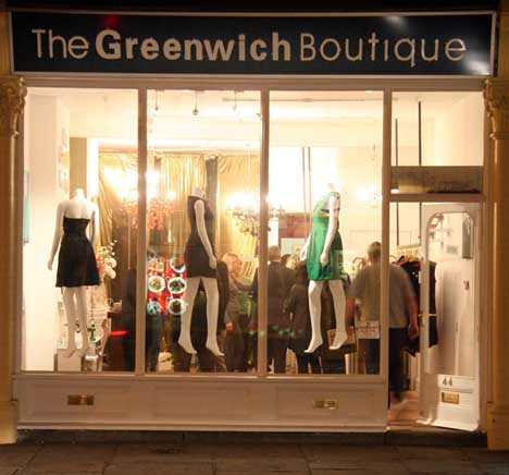 Greenwich Boutique Opening