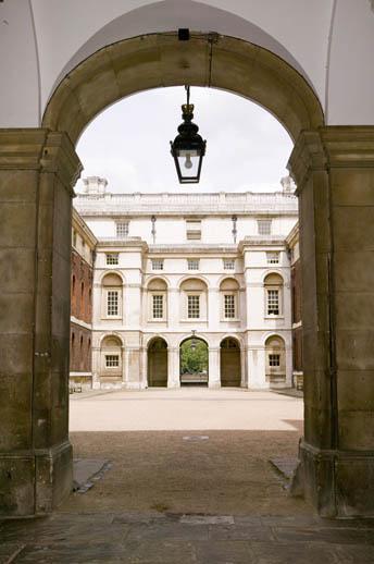 Queen Ann Court, Greenwich