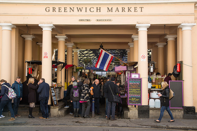 Photo of Greenwich Market (c) Greenwich.co.uk