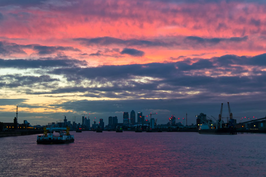 woolwichsunset