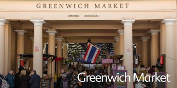 Things To Do - Greenwich Markets