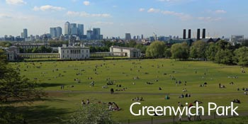 Things To Do - Greenwich Park