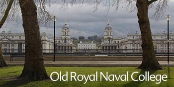 Things To Do - Old Royal Naval College