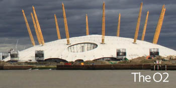 Things To Do - The O2